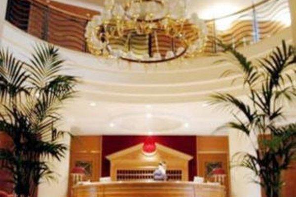 Clelia Palace Hotel Rome - 11
