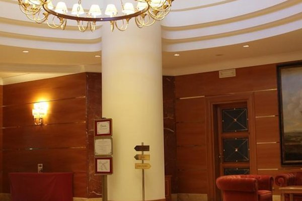 Clelia Palace Hotel Rome - 12