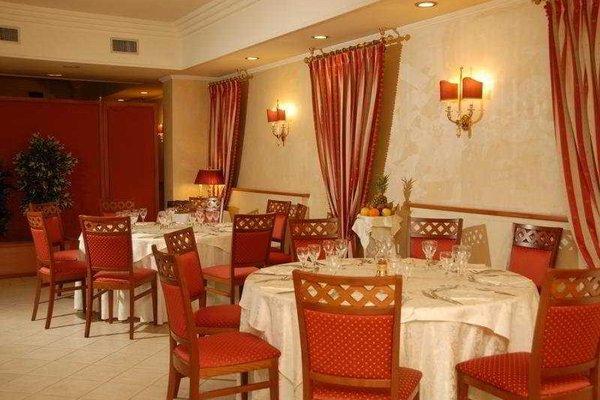 Clelia Palace Hotel Rome - 18