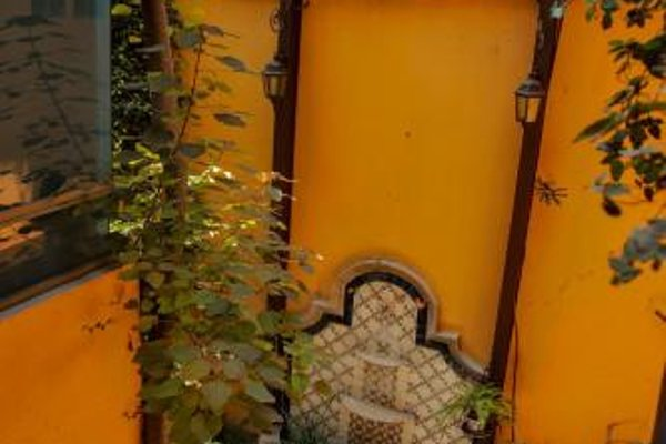 Chalet del Carmen, Coyoacan - фото 9