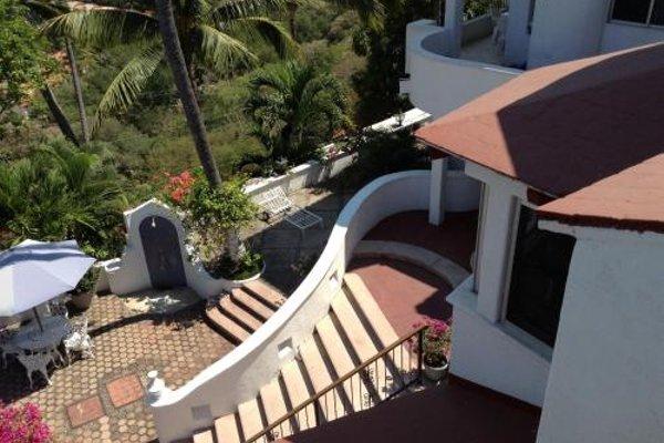 Hotel Villas Los Angeles - фото 16