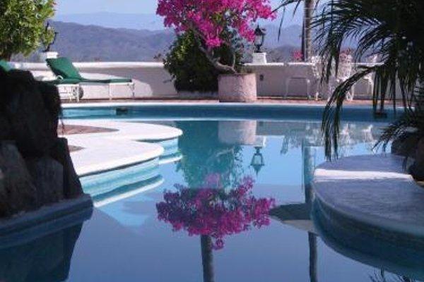 Hotel Villas Los Angeles - фото 18