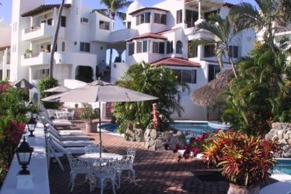 Hotel Villas Los Angeles - фото 21