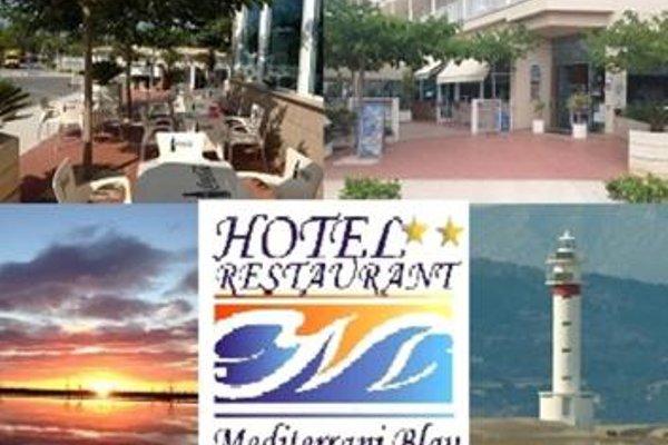 Hotel Mediterrani Blau - 19