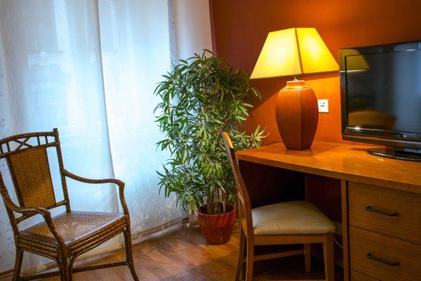 Отель Kugel - фото 8