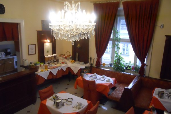 Hotel Pension Stadtpark - фото 16
