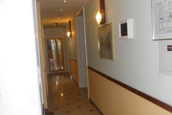 Hotel Pension Stadtpark - фото 21