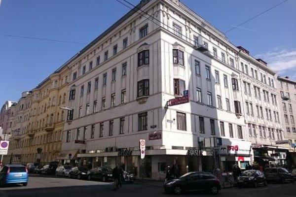 Hotel Pension Stadtpark - фото 22