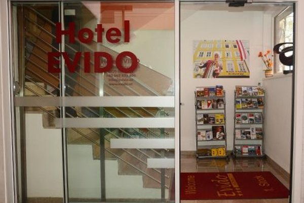 Hotel Evido Salzburg City Center - фото 10