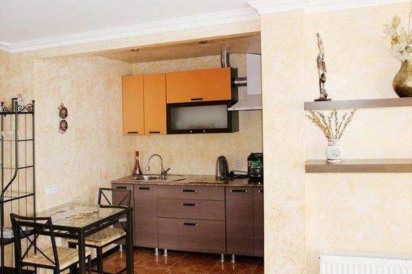 Отель  Ника - фото 11