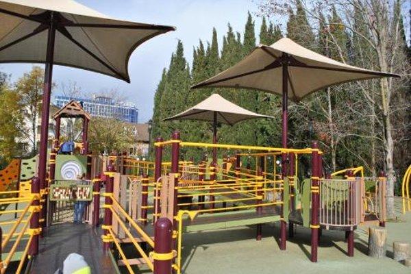 Отель  Ника - фото 17