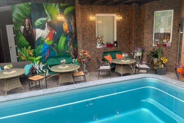 Отель  Ника - фото 18
