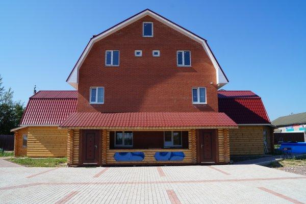 Мини-отель У Евгенича - фото 22