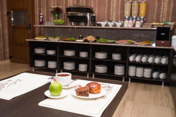 Отель Лазурное Окно - фото 10