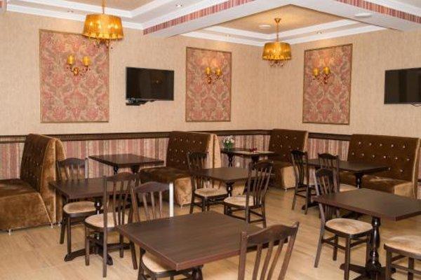 Отель Лазурное Окно - фото 11