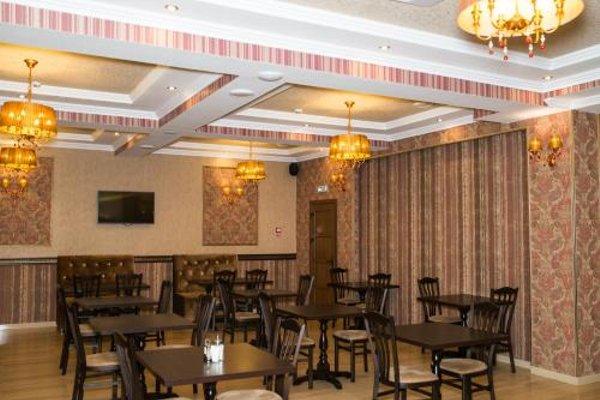 Отель Лазурное Окно - фото 12