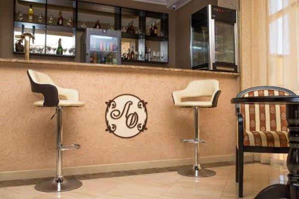 Отель Лазурное Окно - фото 13