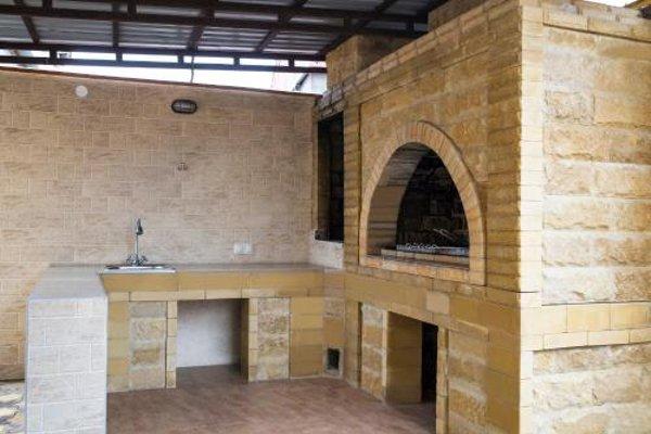 Отель Лазурное Окно - фото 16