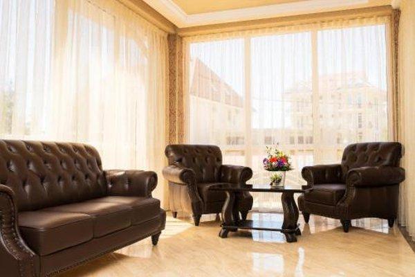 Отель Лазурное Окно - фото 17