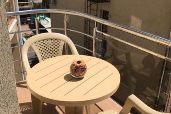 Отель Лазурное Окно - фото 18
