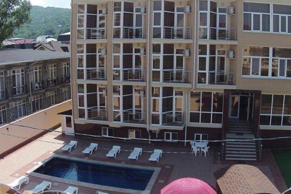 Отель Лазурное Окно - фото 19
