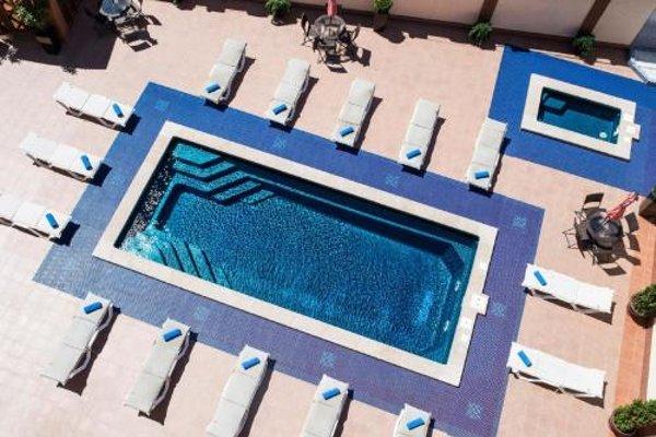 Отель Лазурное Окно - фото 21