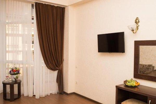 Отель Лазурное Окно - фото 4