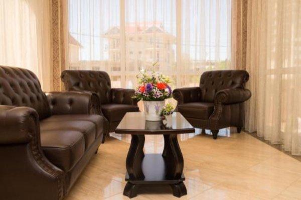 Отель Лазурное Окно - фото 5