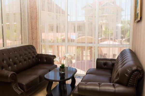 Отель Лазурное Окно - фото 6