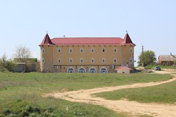 Отель Форт Апатур - фото 23