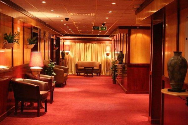 Sadaf Hotel - фото 19