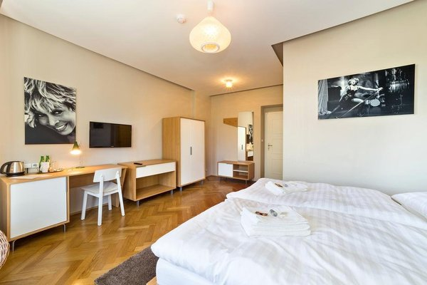 Hotel Garni Villa Beatika - фото 50