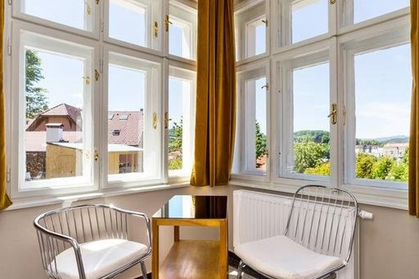 Hotel Garni Villa Beatika - фото 18