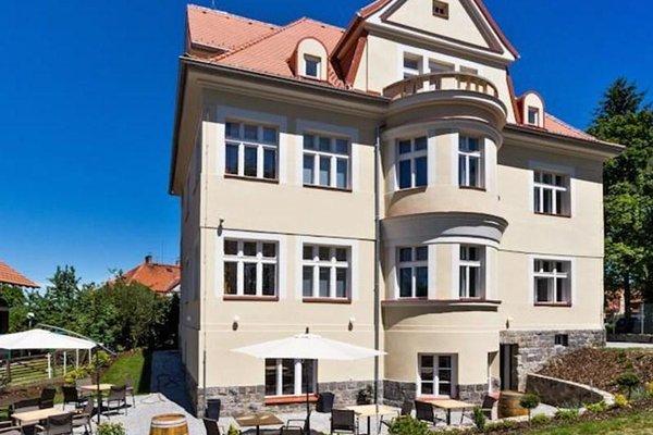Hotel Garni Villa Beatika - фото 21