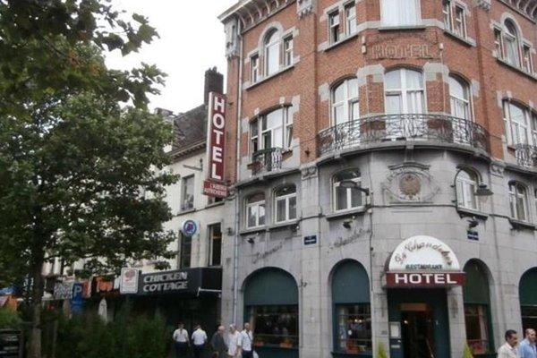 Hotel L'Auberge Autrichienne - фото 22