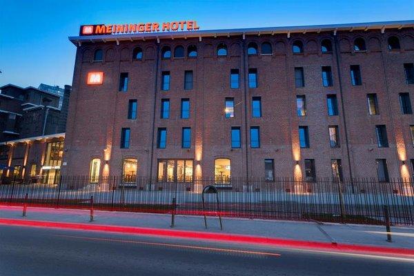 MEININGER Hotel Brussels City Center - фото 20