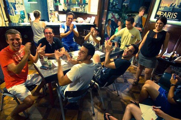 CabanaCopa Hostel - фото 11