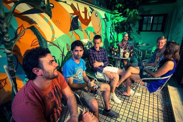 CabanaCopa Hostel - фото 16