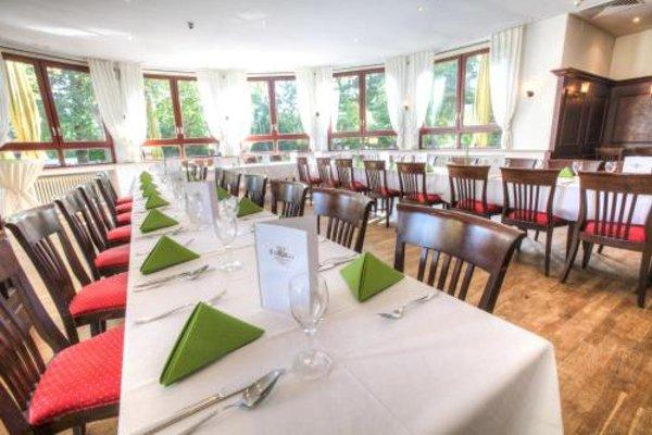 Barfusser Hotel Neu-Ulm - фото 12
