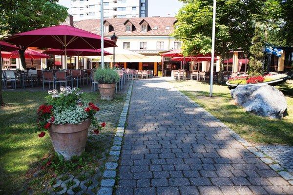 Barfusser Hotel Neu-Ulm - фото 22