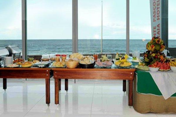 Monte Pascoal Praia Hotel Salvador - фото 10
