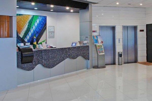 Monte Pascoal Praia Hotel Salvador - 14