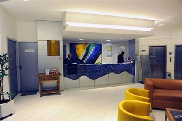 Monte Pascoal Praia Hotel Salvador - фото 7