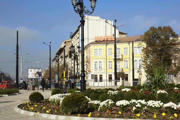 Бутик Отель Максим - фото 22