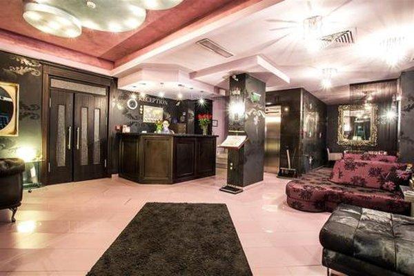Best Western Art Plaza Hotel - фото 15