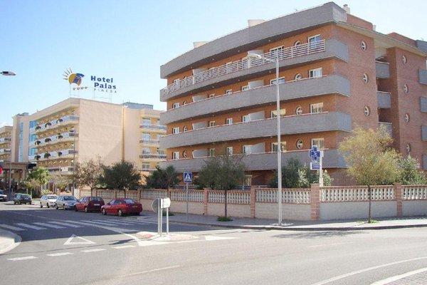 Apartamentos Palas Pineda - фото 22