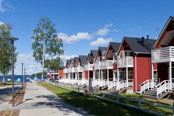 Holiday Houses Saimaa Gardens - фото 22