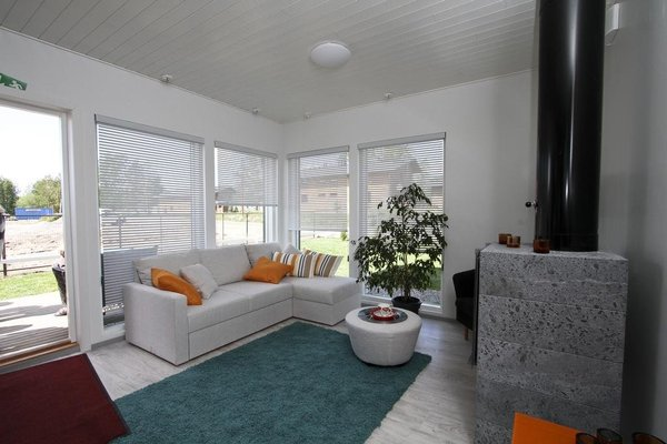 Holiday Houses Saimaa Gardens - фото 6