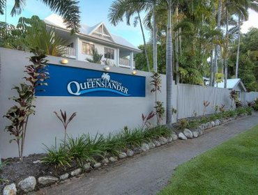 Гестхаус The Port Douglas Queenslander