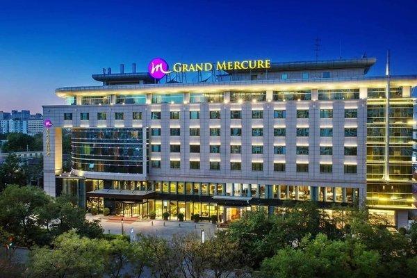 Grand Mercure Beijing Dongcheng - фото 22